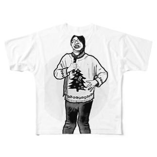 キートン Full graphic T-shirts