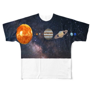 COSMO2 Full graphic T-shirts