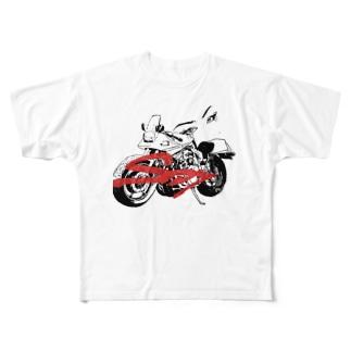 ニラム Full graphic T-shirts
