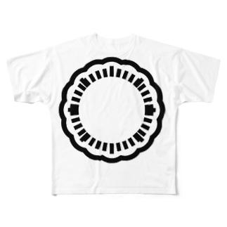 T-shirt ASTONISH  Full graphic T-shirts