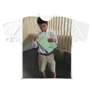 あ Full graphic T-shirts