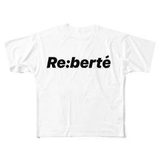 Re:berte' Full graphic T-shirts