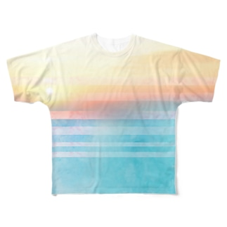 pinblu Full graphic T-shirts