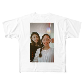 #bff Full graphic T-shirts