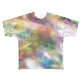 Re:Morayのきらきら Full graphic T-shirts