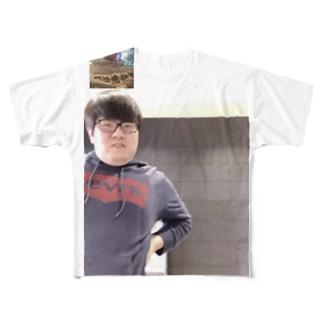 げまさん Full graphic T-shirts