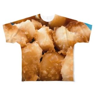 じゃがいもの甘煮 Full Graphic T-Shirt