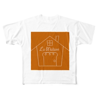 La Maison Full graphic T-shirts