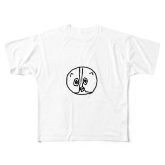 スローロリス Full graphic T-shirts