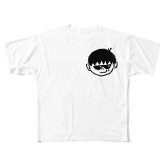 Raging myago385 Full graphic T-shirts