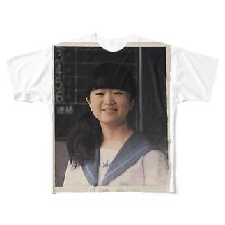Osaki Full graphic T-shirts