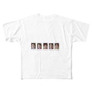 案 Full graphic T-shirts