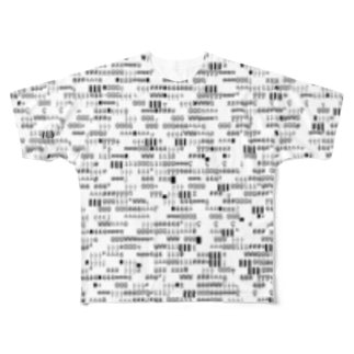 文字列 Full graphic T-shirts