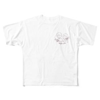 プレゼント Full graphic T-shirts