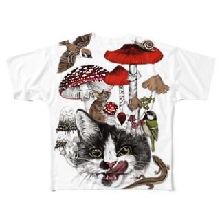 my favorite things Full graphic T-shirts