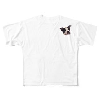 こうしくん Full graphic T-shirts