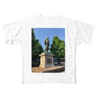 西郷どん Full graphic T-shirts