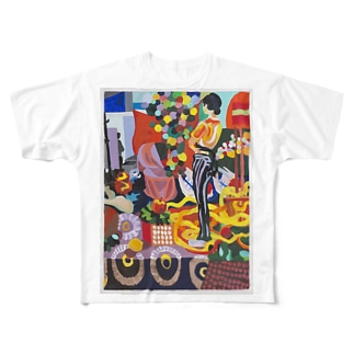 ICONS Full graphic T-shirts