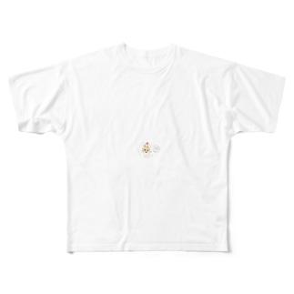 ひふみ Full graphic T-shirts