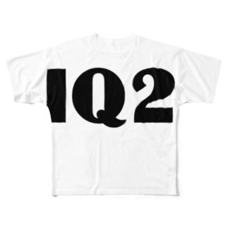 IQ2 Full graphic T-shirts