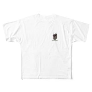イタグレTシャツ Full graphic T-shirts