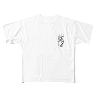 420 Full graphic T-shirts