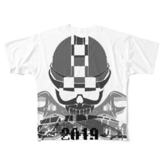 船出[完全特別版] Full graphic T-shirts