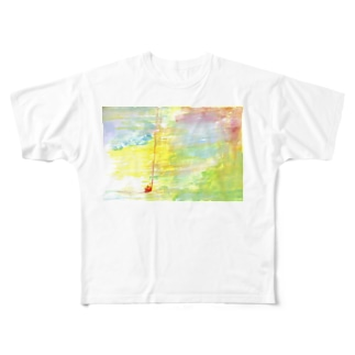 sizumu Full graphic T-shirts