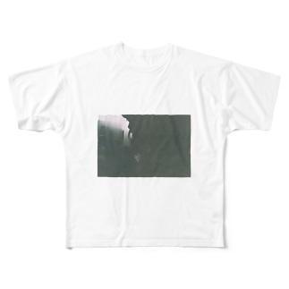 maboroshi  Full graphic T-shirts