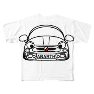 あばると Full graphic T-shirts
