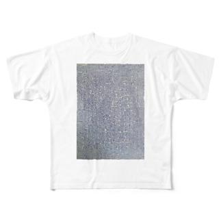 迷路 Full graphic T-shirts