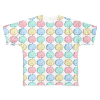 PonPon Full graphic T-shirts