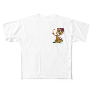 Marisa  Full graphic T-shirts