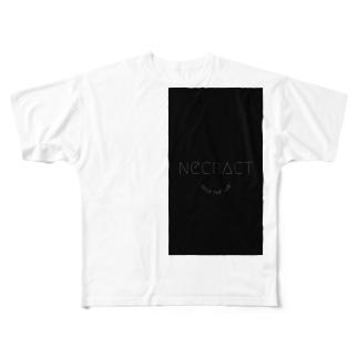 ネクラクト Full graphic T-shirts