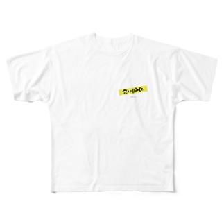 StartGate Full graphic T-shirts