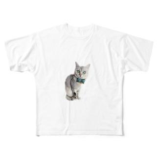 ウチノコイチバン Full graphic T-shirts