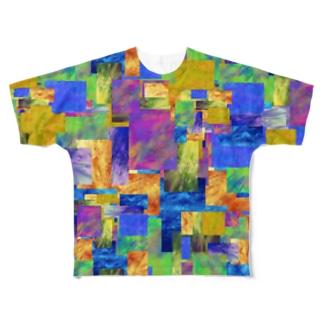 full gra Full graphic T-shirts