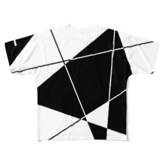 No Asejimi - BWPC Full graphic T-shirts