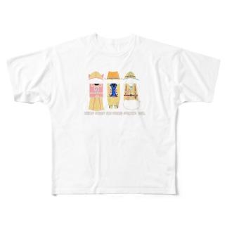 密林 Full graphic T-shirts