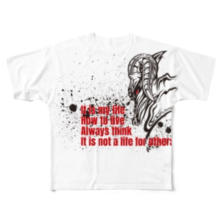 Infinity Full graphic T-shirts