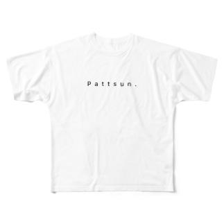 Pattsun. Full graphic T-shirts