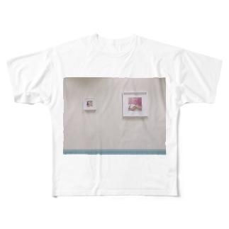 お洒落な壁 Full graphic T-shirts