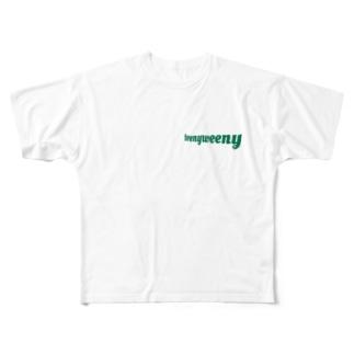 teenweeny Full graphic T-shirts