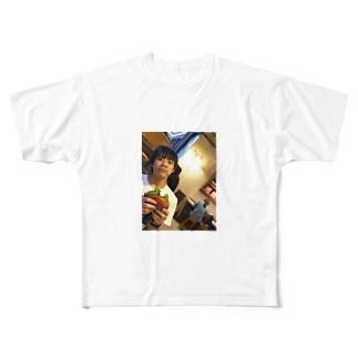 しゅう Full graphic T-shirts