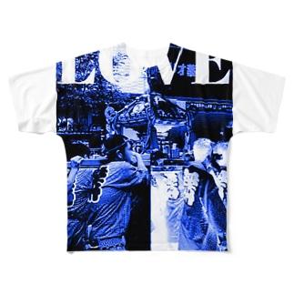 神輿その3 Full graphic T-shirts