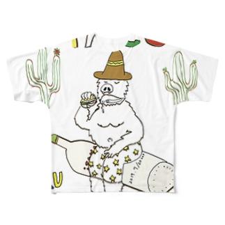 TACO! Full graphic T-shirts