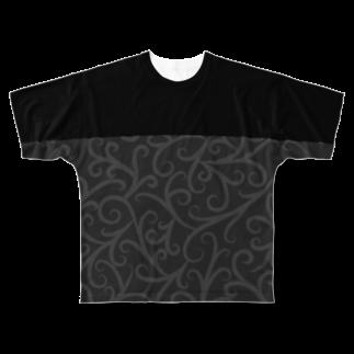 Y. CRESTのNo Asejimi - Vine E JPN Full graphic T-shirts
