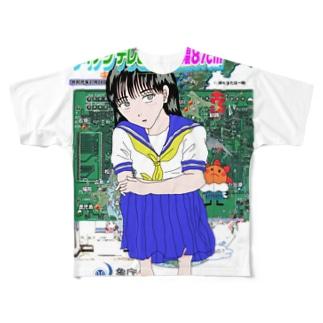 メロン乗組員 Full graphic T-shirts