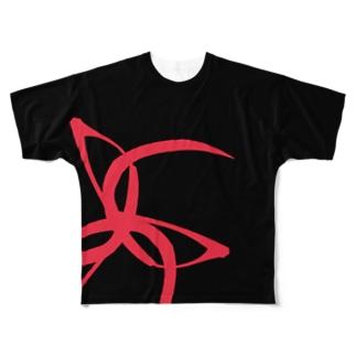 ののの Full graphic T-shirts