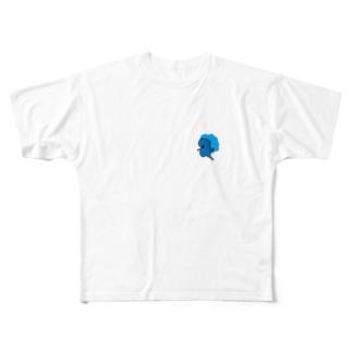 あおるーかs Full graphic T-shirts